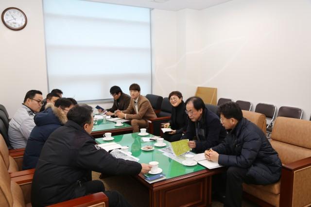이쌍자 고성군의회 의원, 교통환경 개선 간담회 개최 .JPG
