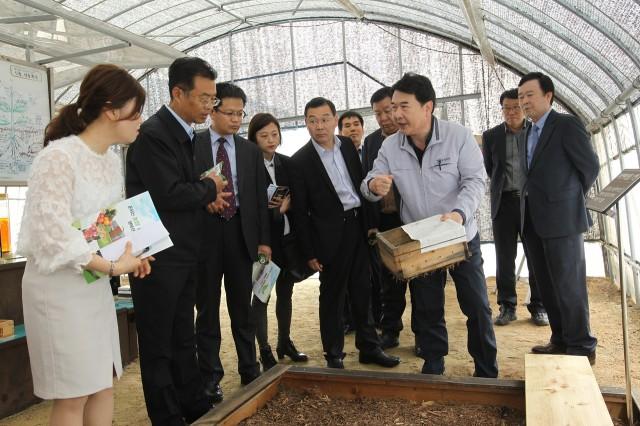 중국 수광시 대표단 국제우호도시 고성군 방문 (농업기술센터).JPG