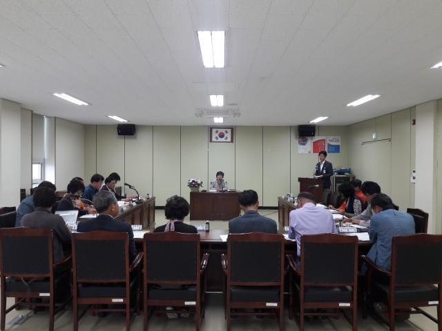 고성읍 기관·사회단체협의회, 2018년 2분기회의 개최.jpg