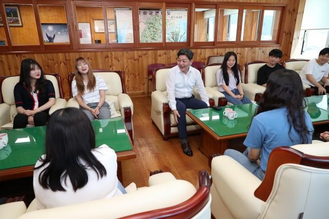 청년일자리사업 군수 간담회 (3).JPG