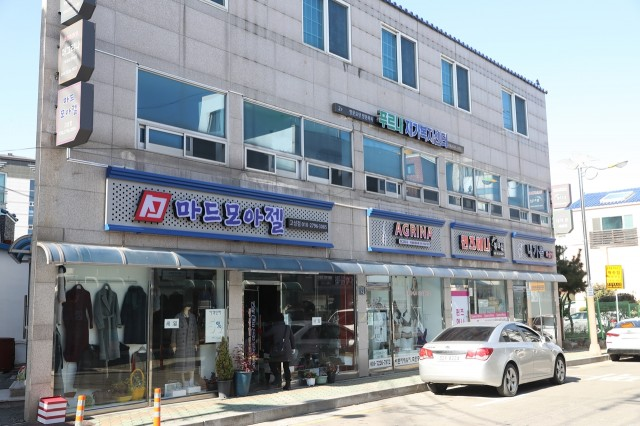 고성군, 간판 정비로 아름다운 거리 조성(성내로) (1).JPG