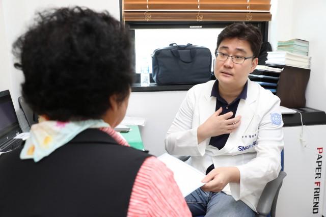 고성군, 분당서울대병원 연계 무료 진료  (2).JPG