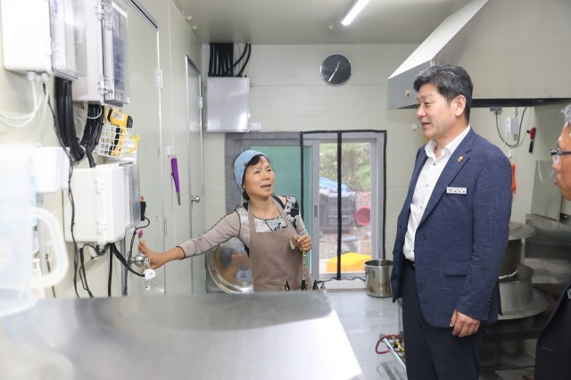 백두현고성군수, 전통주 제조업체 방문 (3).JPG