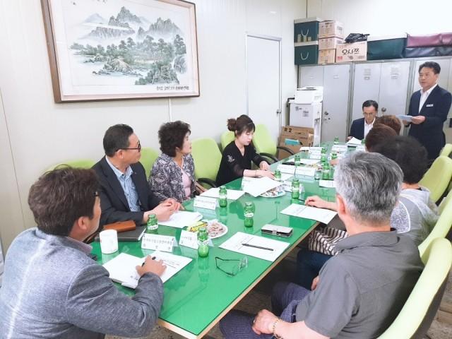 고성군, 특화 먹거리 개발 추진 간담회 개최.jpg