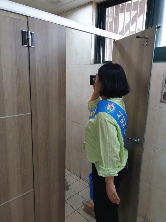 고성군-고성경찰서, 공중화장실 불법촬영 합동점검.jpg
