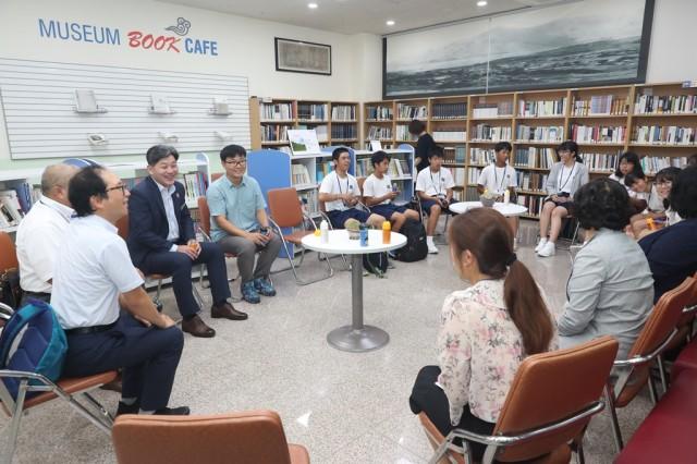 국제 우호도시 카사오카시 청소년 교류단, 고성군 방문 (3).JPG