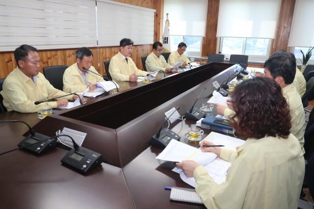제42회 소가야문화제 및 제47회 군민체육대회 관련 간부공무원 긴급회의 (2).JPG