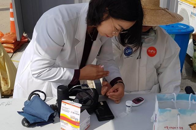 고성군, 아프리카돼지열병 방역 근무자 건강챙기기 나서.jpg