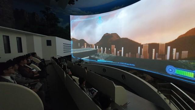 내년 고성공룡엑스포에서 공룡AR 체험존 선보인다 (AR콘텐츠 시연) (5).JPG