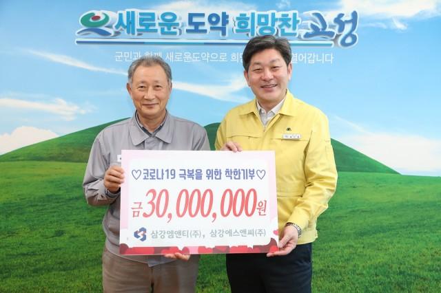 3월11일 코로나19 극복을 위한 착한기부 릴레이 (삼강M&T,삼강S&C).JPG