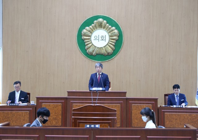 고성군의회, 제254회 1차 정례회 폐회.jpg
