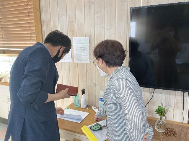 경남 고성군, 코로나19 확산 방지 방문판매업 현장점검 실시 (2).jpg