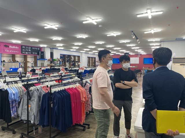 경남 고성군, 코로나19 확산 방지 방문판매업 현장점검 실시.jpg
