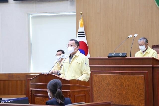 3-3 고성군의회 제257회 임시회 개최.JPG