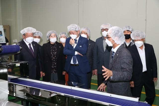 1-2 거류영농조합법인 쌀 제조 가공시설 준공식 개최.JPG