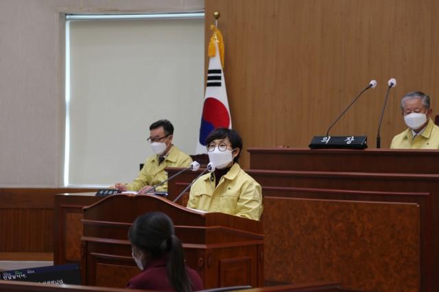 2-3 고성군의회 제2차 긴급재난지원금 지급 의결 올해 첫 임시회 마무리.JPG