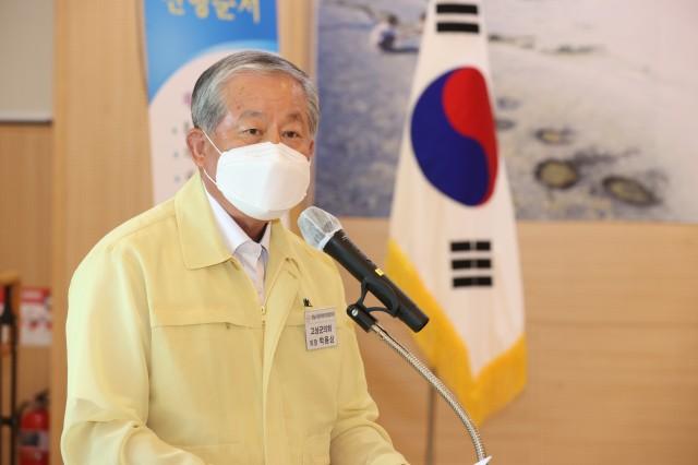 4-4 제226회 경남시군의회의장협의회 정례회 고성에서 개최-박용삼 의장.JPG