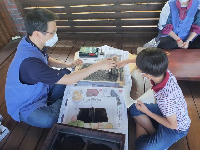 2-1 고성군 우리지역 문화재 바로알기 사업 전통사찰 옥천사에서 첫 만남 가져.jpg